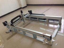 线性模组,XYZ三轴运动平台龙门式滑台机械手臂,模组组合
