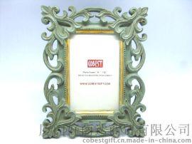 欧式相框仿古式框架 树脂古典相框 卧室装饰批发