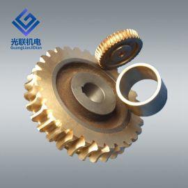 JH5矿用回柱绞车铜蜗轮