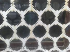 厂家直销 装饰冲孔网 长圆孔冲孔网 百叶窗冲孔筛板