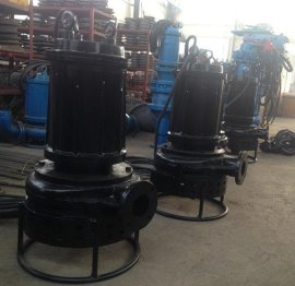 ZSQ污水处理厂沉淀池渣浆泵,港口抽沙泵