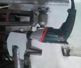 供应管道坡口机-自动进刀型