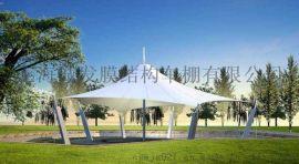 江苏扬州膜结构施工  张拉膜景观设施 膜结构看台 膜结构材料价格