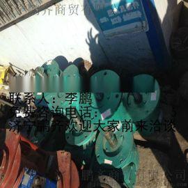济宁吊车回转减速机WC100蜗轮减速机大量销售