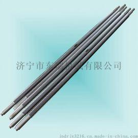 东济宁超大直径超长重载梯形丝杠大导程高速多线程梯形丝杠。