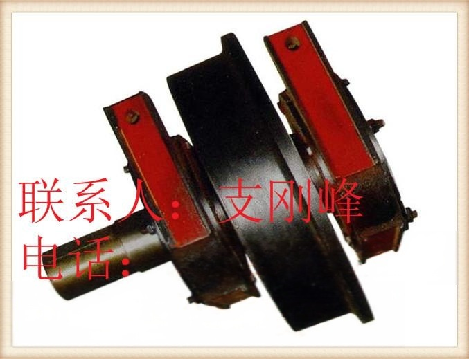 L756/L757 Ø350*100轴承7518单边车轮组,行车轮,角箱轮,车轮厂家