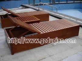 国外新款沙滩椅躺椅价格  国外沙滩椅国内生产定做厂家