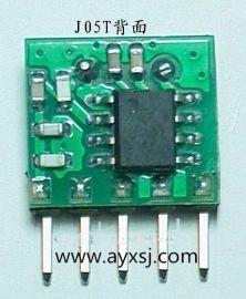 315M433M  低功耗 小体积 超外差无线接收模块J05T