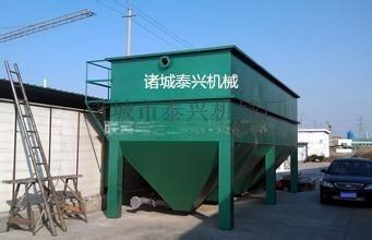 污水處理設備斜管沉澱池     諸城泰興機械