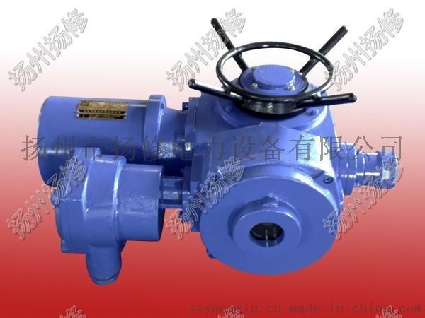 供应扬州扬修DZB20系列多回转隔爆型电动执行机构