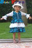 贝瑞妮公主裙、花童裙、秋冬童装-D06071