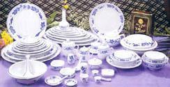 兰海棠餐具系列