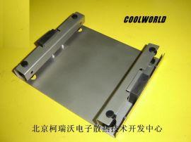 硬盤散熱減振裝置
