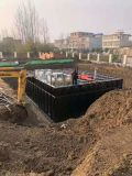 杭州新型地埋式消防供水設備-抗浮地埋式消防水箱
