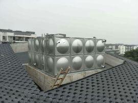 廊坊不锈钢消防箱泵一体化 水箱厂家