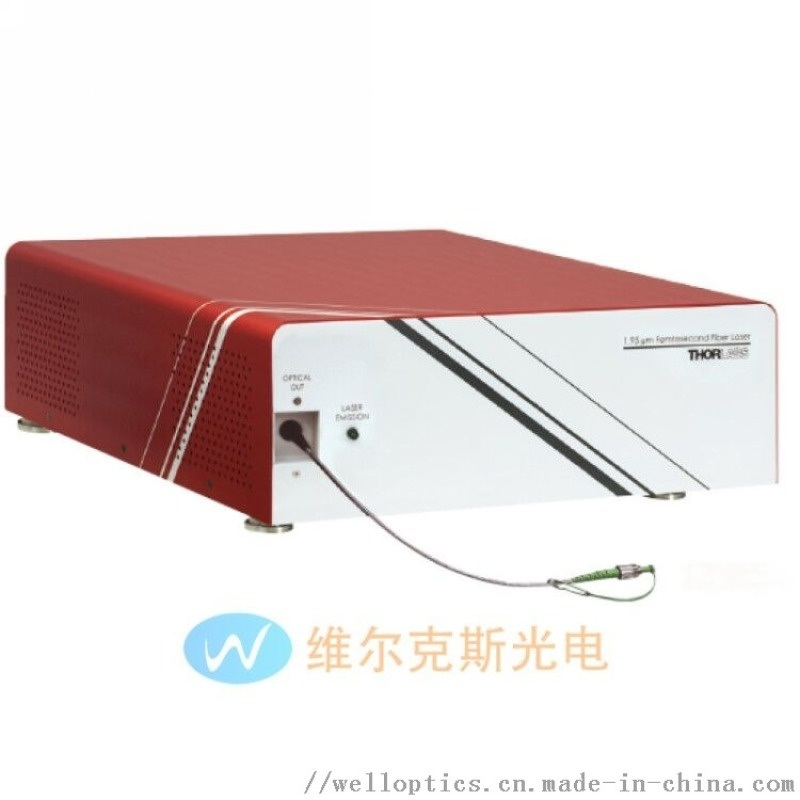 2μm飛秒光纖鐳射器