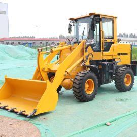 厂家全新小型抓车 工程装载推土机 建筑工地装载机