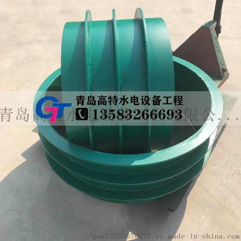 青岛市黄岛区刚性防水套管生产厂家