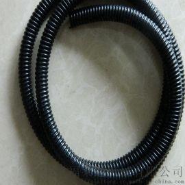 穿线包塑不锈钢金属软管Φ25规格软管 穿线蛇皮软管