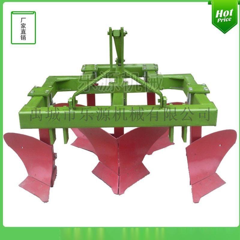 與拖拉機懸掛的耕後起壟適用於土豆,蔬菜的起壟犁