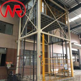 台面定制货梯 大载重货梯 不同升高升降平台