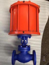 WJ641F-150LB美标气动波纹管截止阀
