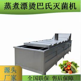 藕片蒸煮漂烫机 肉类焯水预煮机