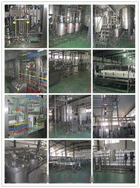 (哈密瓜)果汁饮料生产线 易拉罐饮料灌装设备-科信实力厂家生产销售