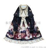 加工定制日系软妹Lolita洛丽塔洋装连衣裙