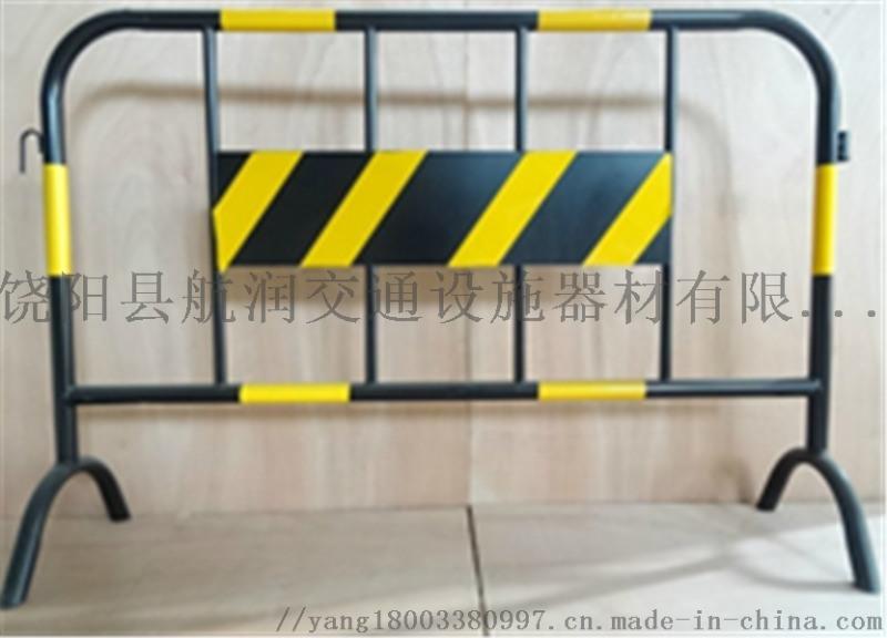 鐵馬移動護欄臨時道路圍欄