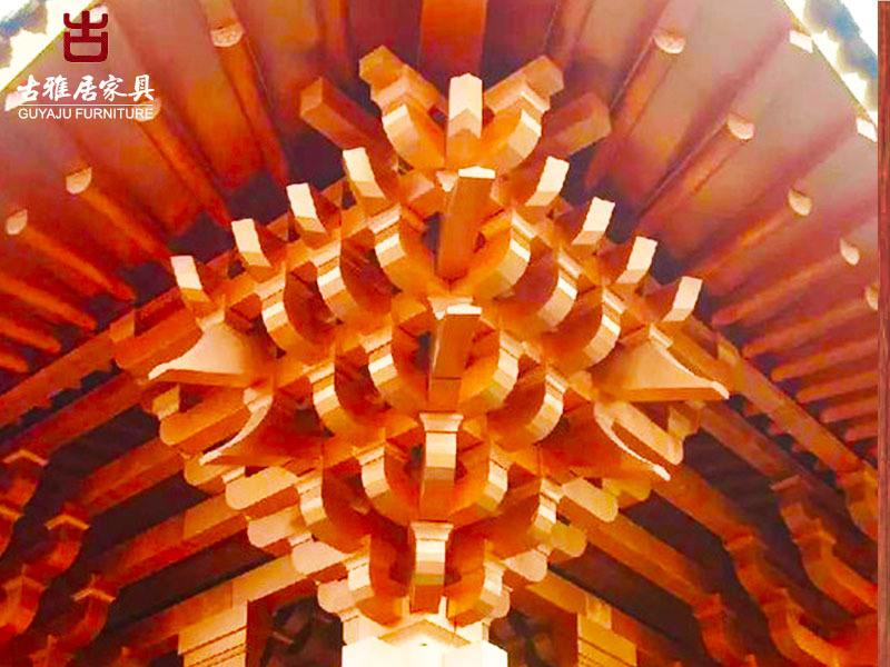 达州撑弓吊瓜厂,古建筑装饰定制加工厂家