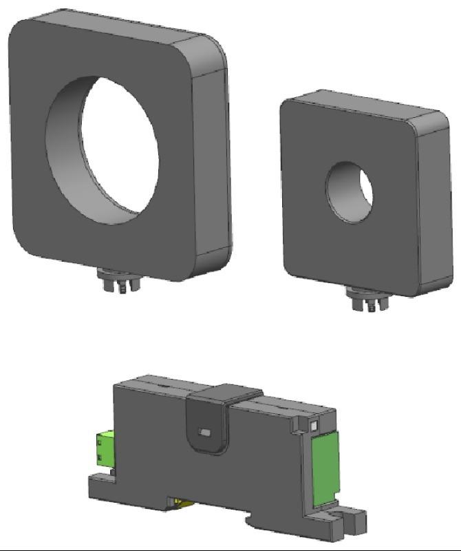 BA50(II)-AI/I分体式安装智能型电流传感器
