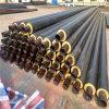 直埋式熱水保溫管 DN50/60預製泡沫聚氨酯保溫管直埋聚氨酯保溫管道 通化