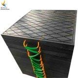 加工吊車支腿墊板 UPE塑料吊車支腿墊板
