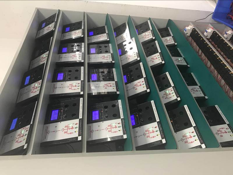 郴州开关柜智能操控装置兰州液晶智能操控装置