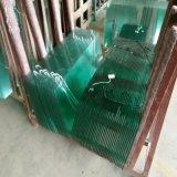东莞玻璃加工厂 供应2-25mm透明钢化玻璃