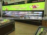 四川廠家供應水果陳列櫃多少錢一米