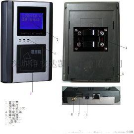 U盘公交扫码机 GPS定位报站公交扫码机