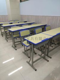 四川学生课桌椅成都辅导班课桌椅厂家
