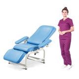 碳钢手动采血椅 SKE091采血椅