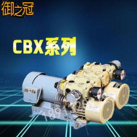 干式真空泵复合型无油旋片真空泵