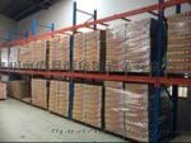 阁楼平台钢扣板阁楼货架惠州仓储货架厂家直销