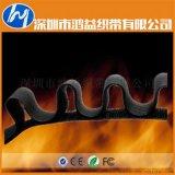 鸿益阻燃型防火魔术贴、防火粘扣带、防火扎带生产厂家