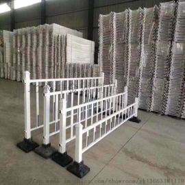 永坤实业供应锌钢护栏 京式护栏 道路防撞栏