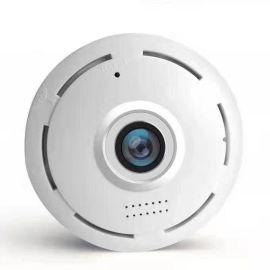V380全景摄像头WIFI智能鱼眼监控