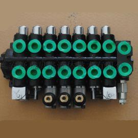 扒渣机阀ZCDB-L15E-7OT-1