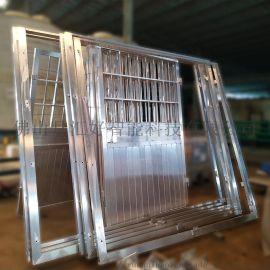 铝材门框五金钣金喷涂加工