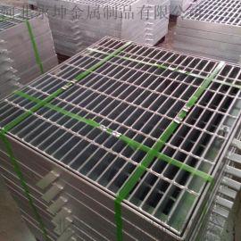 吊顶钢格栅板沟盖板楼梯平台脚踏板永坤金属