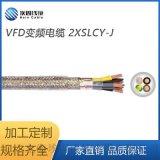 VFD变频电缆2XSLCY-J 3*25+3*4