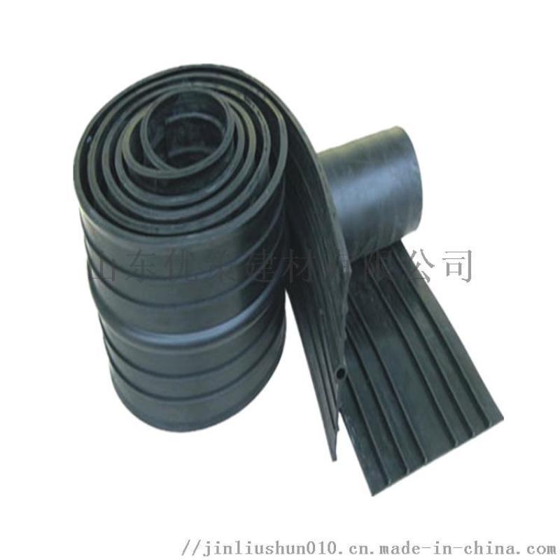 背贴止水带橡胶止水带中埋式带孔止水带
